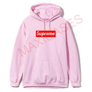 Supreme Logo Hoodie Unisex Adult size S to 2XL