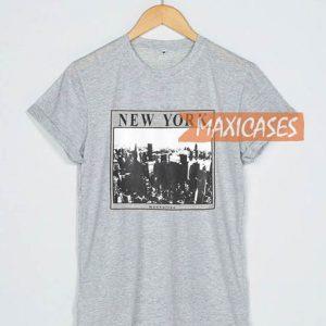New York T-shirt Men Women and Youth