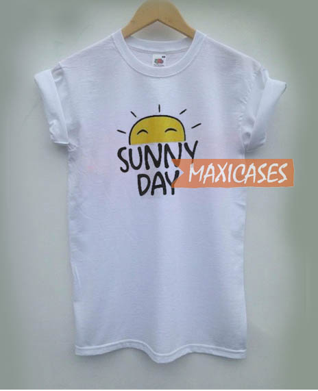 Sunny day T-shirt Men Women and Youth