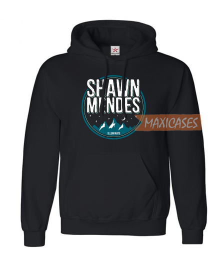 0fca268b0 Shawn Mendes night illuminate Hoodie Unisex Adult size S – 2XL