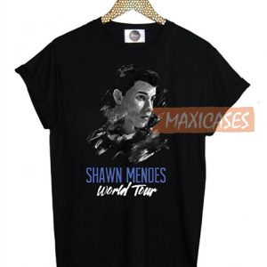 Shawn Mendes world tour T-shirt Men Women and Youth