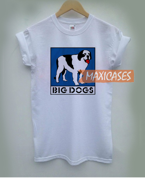 Big Dogs Cheap Graphic T Shirts for Women, Men and Youth