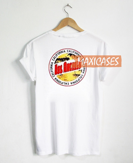 California Los Angeles T-shirt Men Women and Youth