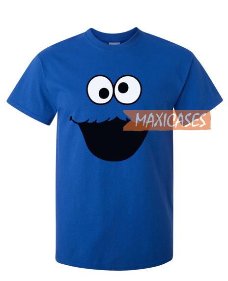 Cookie Monster Cheap Graphic T Shirts For Women Men And Youth