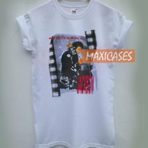 Michael Jackson Bad T-shirt Men Women and Youth