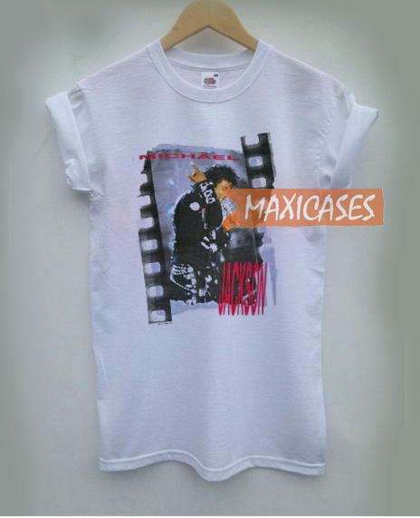 Michael Jackson Bad T-shirt Men Women and Youth