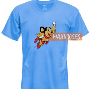 Mighty Mouse Cheap Graphic T Shirts for Women, Men and Youth