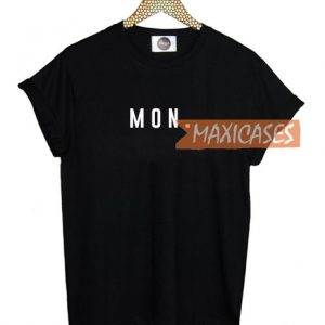 Monday Cheap Graphic T Shirts for Women, Men and Youth