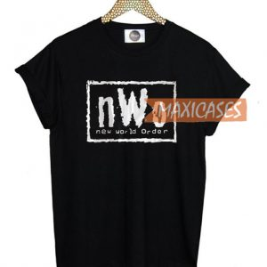 New World Order Cheap Graphic T Shirts for Women, Men and Youth