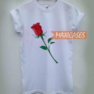 Rose Cheap Graphic T Shirts for Women, Men and Youth