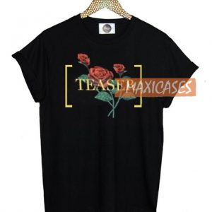 Teaser Rose Cheap Graphic T Shirts for Women, Men and Youth