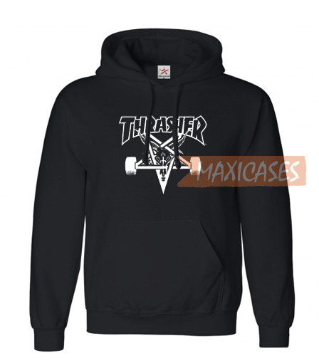 45372ab5d091 Thrasher Magazine Cheap Hoodie Unisex Adult Size S - 2XL