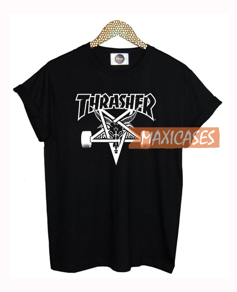 5e158cc1 Thrasher Magazine Subscription Cheap Graphic T Shirts for Women
