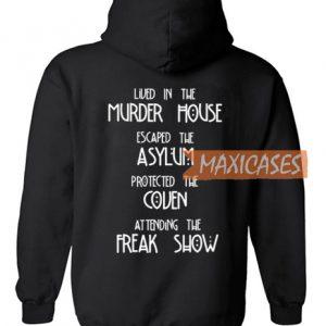 American Horror Story Freak Show Hoodie