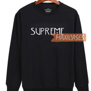 American Horror Story Supreme Sweatshirt