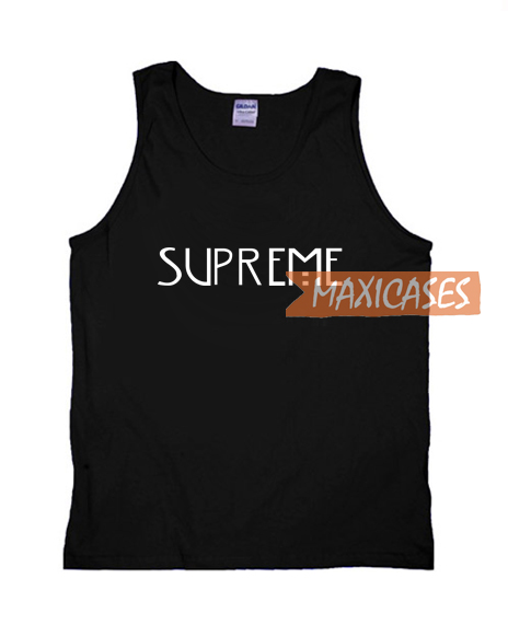 fe9e0944a12f7 American Horror Story Supreme Tank top Men And Women Adult