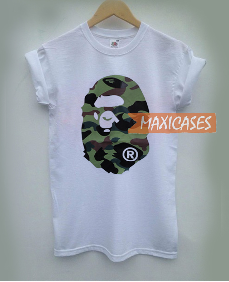 a bathing ape womens shirt