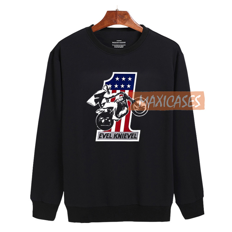 Evel Knievel Sweatshirt