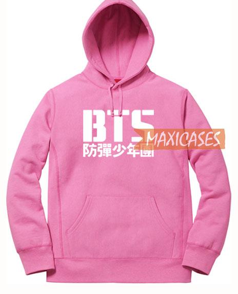 BTS Bangtan Boys Logo Hoodie