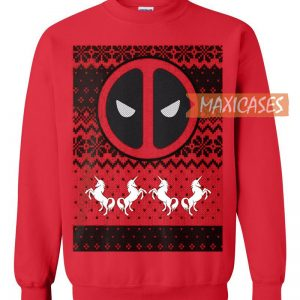 3xl Ugly Deadpool Christmas Unisex S Sweater To Size 0ngwpzxqwa