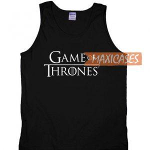 Game of Thrones Logo Tank top