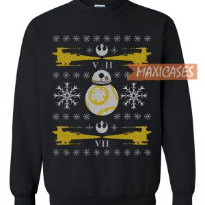 Star Wars - Adorable Ugly Christmas Sweater Unisex Size S to 3XL