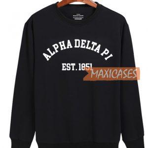 Alpha Delta Pi Sweatshirt