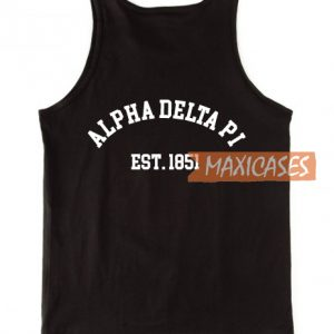 Alpha Delta Pi Tank Top