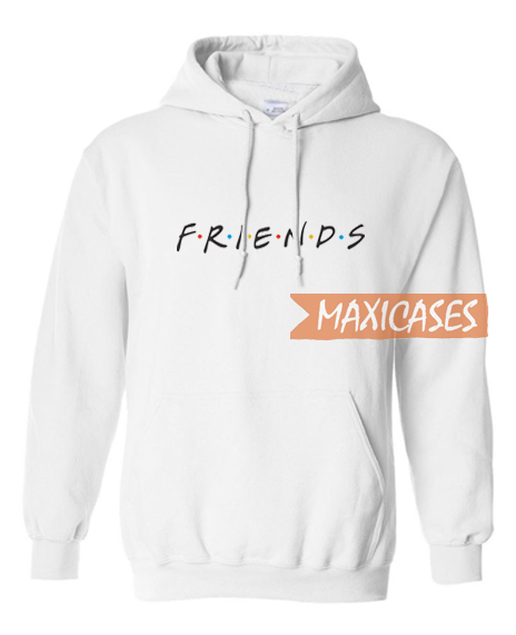 Friends TV Show Logo Hoodie Unisex Adult Size S to 3XL e8548dc87