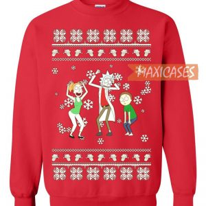 Rick And Morty Ugly Christmas Sweater Archives Hot Topic Shirts