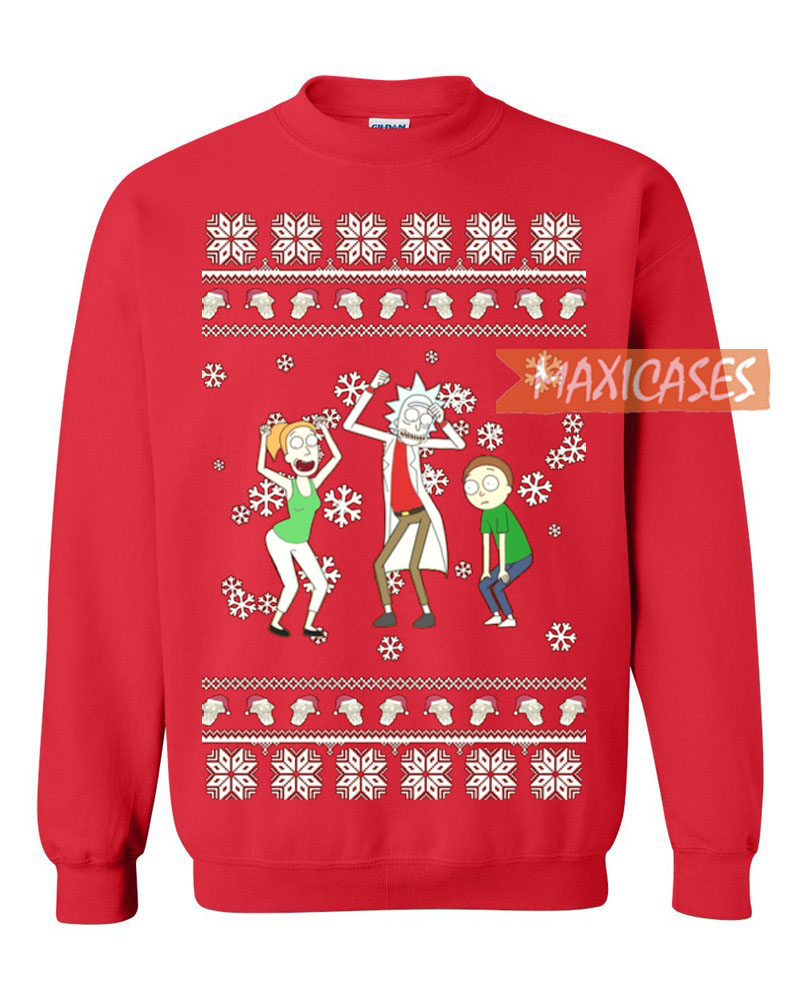 Ugly Christmas Sweater Tshirt