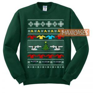 Star Trek Ugly Christmas Sweater
