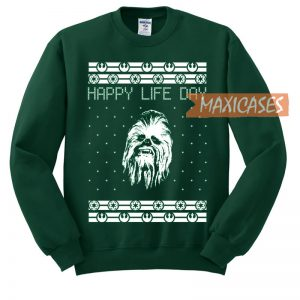 Star Wars Chewbacca Ugly Christmas Sweater