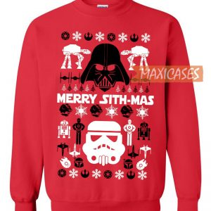 Star Wars Darth Vader 3 Ugly Christmas Sweater Unisex Size S to 3XL