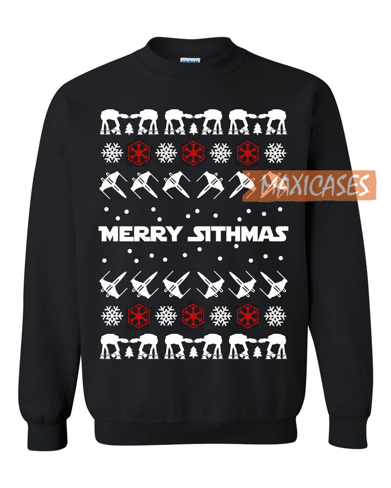 Star Wars Holiday 2 Ugly Christmas Sweater Unisex Size S to 3XL
