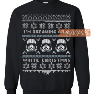 Star Wars Stormtroopers Ugly Christmas Sweater