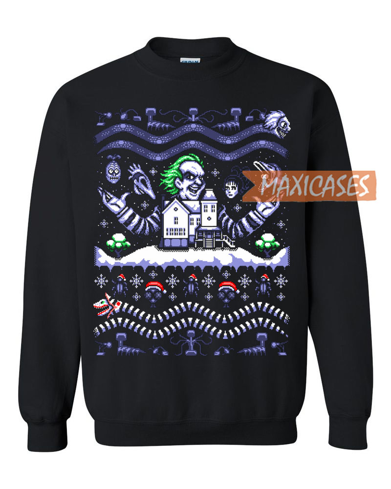 Batman Christmas Sweater.Joker Ugly Christmas Sweater Unisex Size S To 3xl