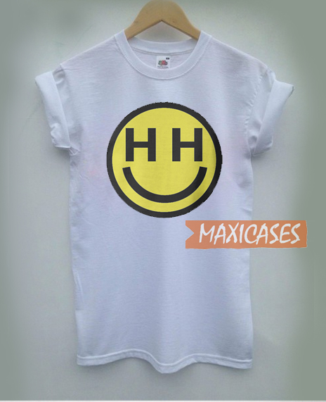 Miley Cyrus Liam Hemsworth Smiley Face T Shirt Women Men And Youth