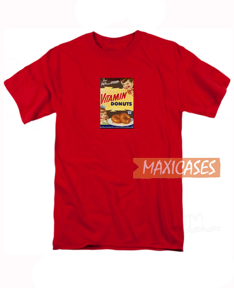 Vitamin Donuts T Shirt