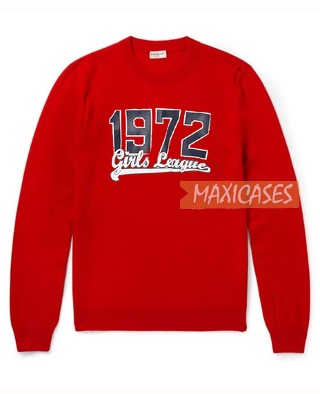 1972 Girls League Sweatshirt