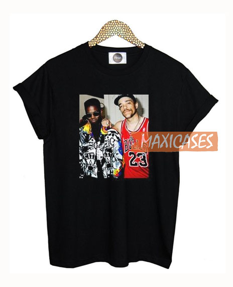 Chris Rock And Ice T 1992 T Shirt