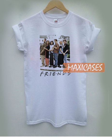 8fa4fe5a4 Friends T Shirt Women Men And Youth Size S to 3XL