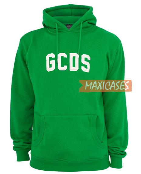 GCDS Green Hoodie
