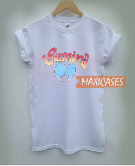 e9a78f284 Gemini Girl T Shirt Women Men And Youth Size S to 3XL