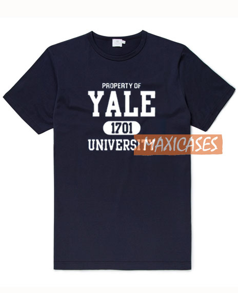 Property Of Yale University T Shirt