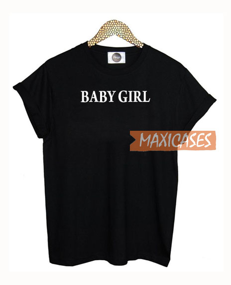 Baby Girl Black T Shirt