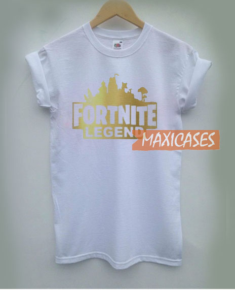 dc7c19cc Fortnite Legend T Shirt Women Men And Youth Size S to 3XL