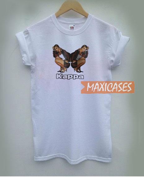 Kappa White T Shirt