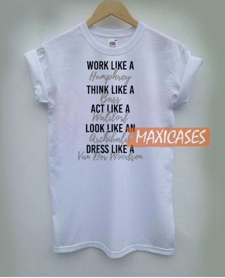 Like A Gossip Girl T Shirt