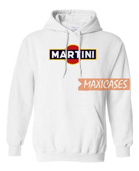 Martini White Hoodie